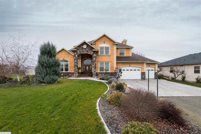 490 Mcdonald Drive, Pasco, WA 99301 (MLS #226305) :: Premier Solutions Realty