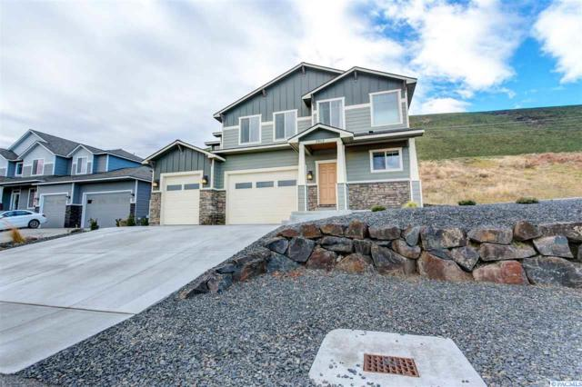 5905 Velonia Dr, West Richland, WA 99353 (MLS #226569) :: Premier Solutions Realty