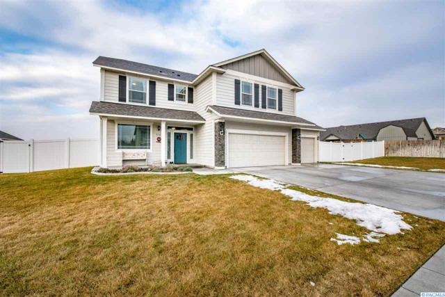 3147 Hickory Avenue, West Richland, WA 99353 (MLS #226570) :: Premier Solutions Realty