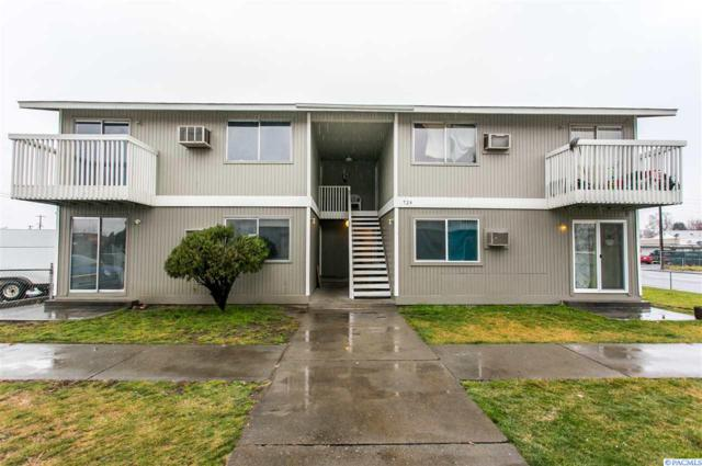 724 W Agate St, Pasco, WA 99301 (MLS #226587) :: The Lalka Group