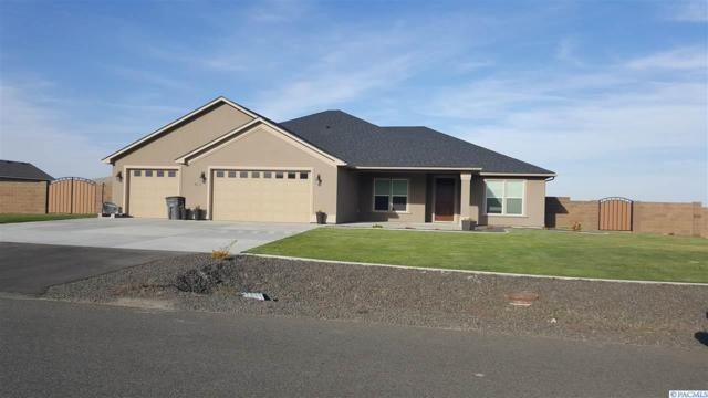 4903 Coulee Vista Drive, Kennewick, WA 99338 (MLS #226692) :: PowerHouse Realty, LLC