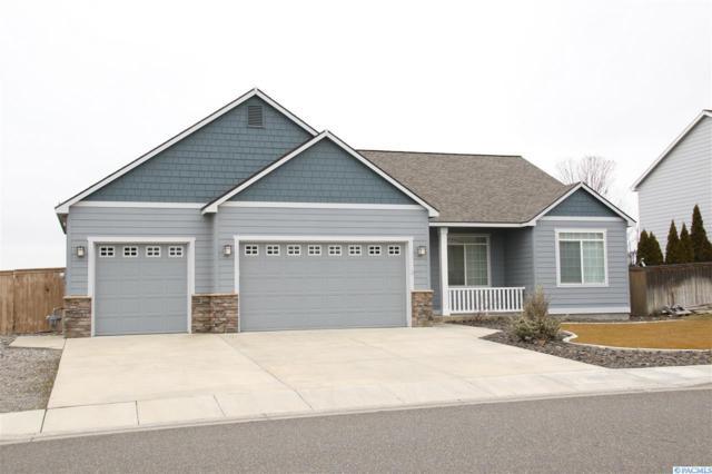 9815 Norfolk Drive, Pasco, WA 99301 (MLS #226744) :: Premier Solutions Realty