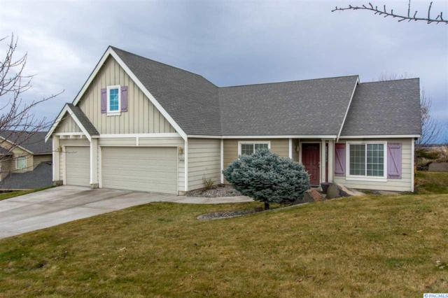 1400 Mazzard Ave., West Richland, WA 99353 (MLS #226748) :: Premier Solutions Realty