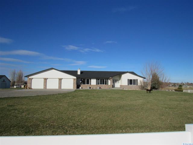 5340 West Lattin Rd., West Richland, WA 99353 (MLS #227095) :: The Lalka Group