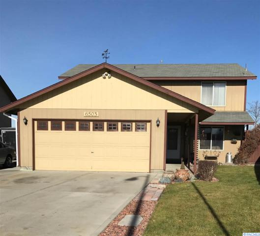 6503 Yankee Drive, Pasco, WA 99301 (MLS #227330) :: The Lalka Group