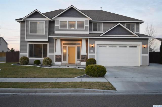 4505 NW Commons Drive, Pasco, WA 99301 (MLS #227331) :: The Lalka Group