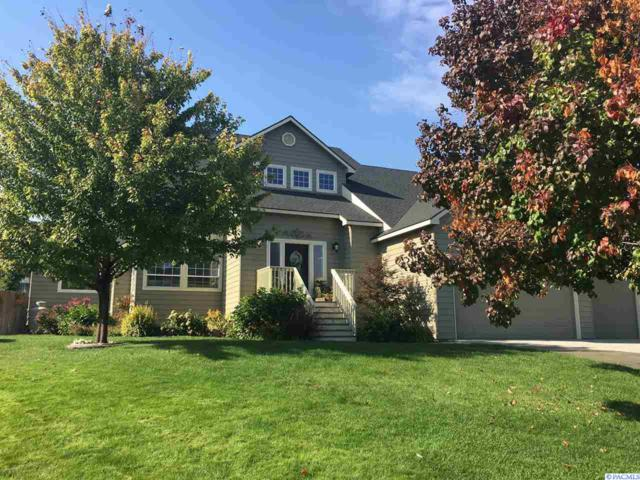 4921 Milky Way Dr., West Richland, WA 99353 (MLS #227369) :: The Lalka Group