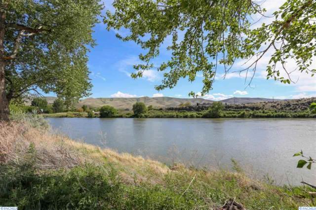 Lot 10 Rivers Edge Drive, Prosser, WA 99350 (MLS #227464) :: PowerHouse Realty, LLC