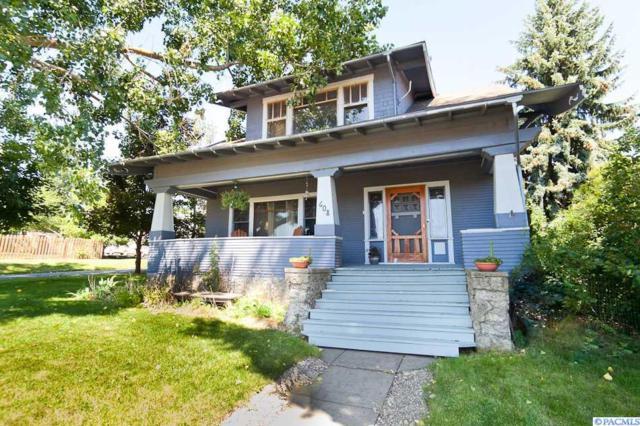 608 W Main St, Garfield, WA 99130 (MLS #227533) :: The Lalka Group