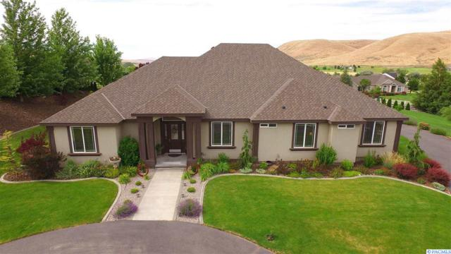 28306 S Country Meadow Lane, Kennewick, WA 99338 (MLS #228074) :: Dallas Green Team