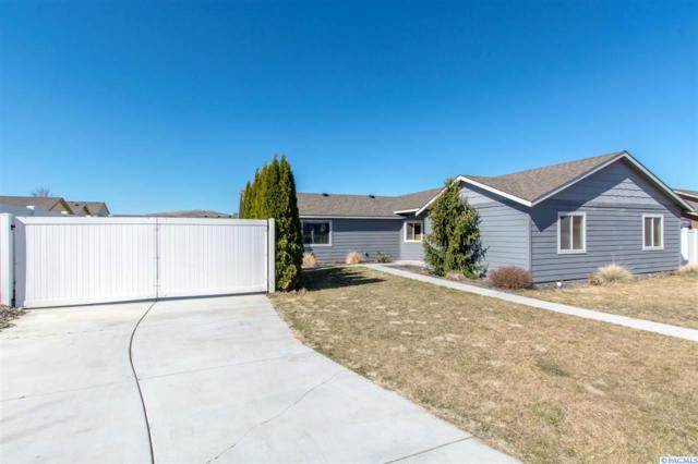 541 Satus Street, Richland, WA 99352 (MLS #228081) :: Dallas Green Team