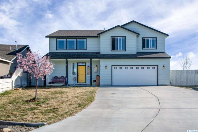 5511 Jackson Lane, Pasco, WA 99301 (MLS #228128) :: Dallas Green Team