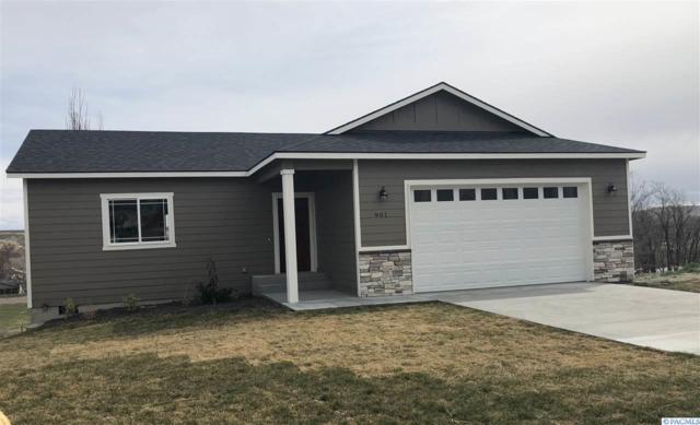 901 Angeline Blvd, Benton City, WA 93231 (MLS #228212) :: PowerHouse Realty, LLC