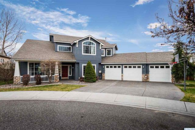 1714 Darby Pl, Richland, WA 99352 (MLS #228227) :: PowerHouse Realty, LLC