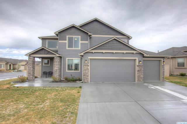 2854 Copperbutte Street, Richland, WA 99354 (MLS #228640) :: The Lalka Group