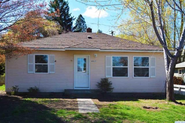 607 Ellen Ave, Prosser, WA 99350 (MLS #228788) :: Premier Solutions Realty
