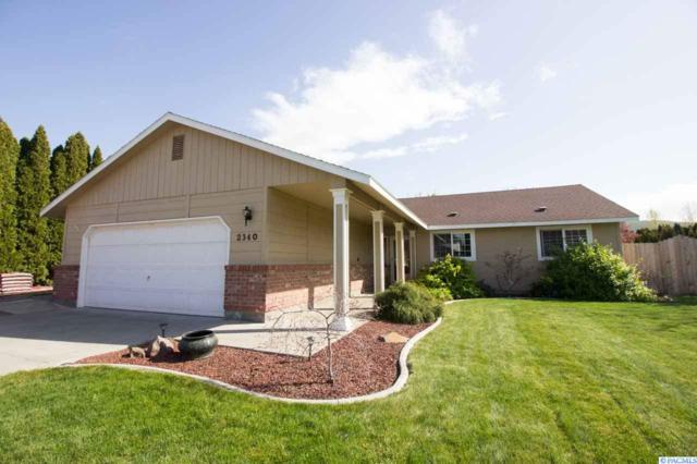 2340 Hummingbird Ln, West Richland, WA 99353 (MLS #228832) :: Premier Solutions Realty