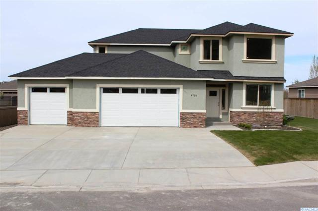 4716 Cowlitz Blvd, Richland, WA 99352 (MLS #228930) :: Premier Solutions Realty