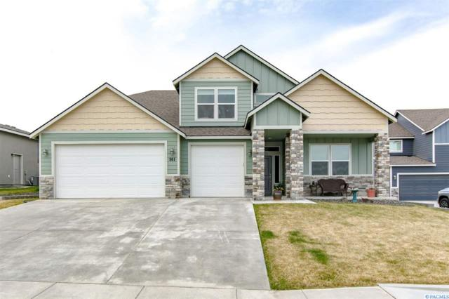 961 Cayuse Dr, Richland, WA 99352 (MLS #228982) :: The Lalka Group