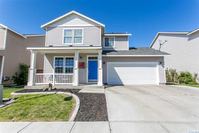 6107 Comiskey Dr, Pasco, WA 99301 (MLS #229001) :: The Lalka Group