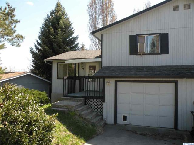 375 NW Dillon St, Pullman, WA 99163 (MLS #229005) :: Premier Solutions Realty