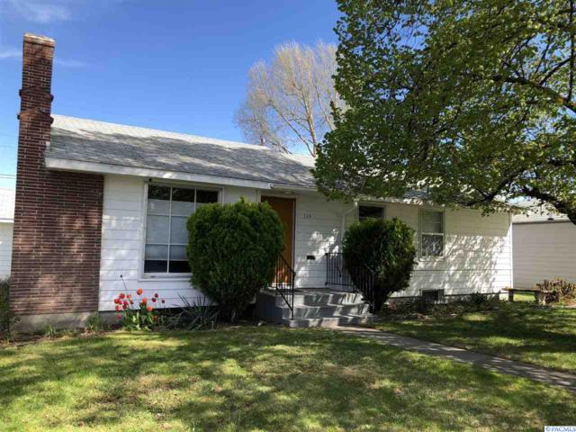 114 N Palouse Street, Kennewick, WA 99336 (MLS #229029) :: Premier Solutions Realty
