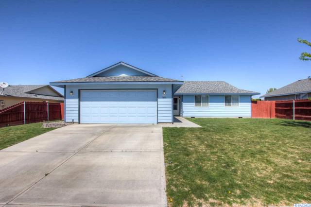 7611 Bonilla Drive, Pasco, WA 99301 (MLS #229034) :: Premier Solutions Realty