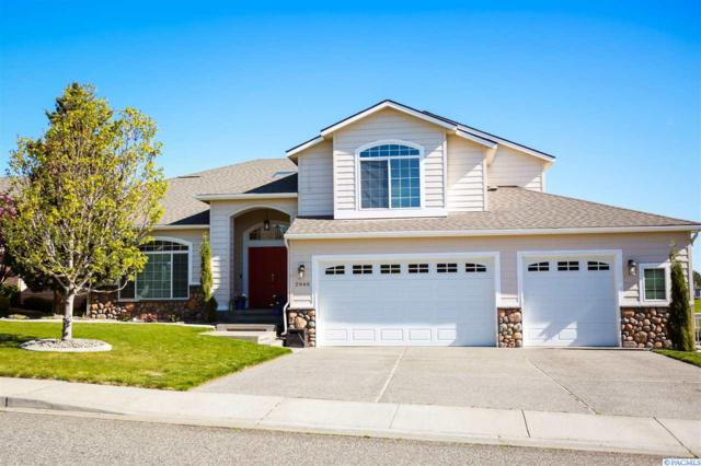 2848 Troon Court, Richland, WA 99354 (MLS #229056) :: The Lalka Group