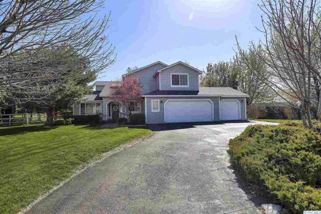 3722 Lexington Way, West Richland, WA 99353 (MLS #229090) :: The Lalka Group