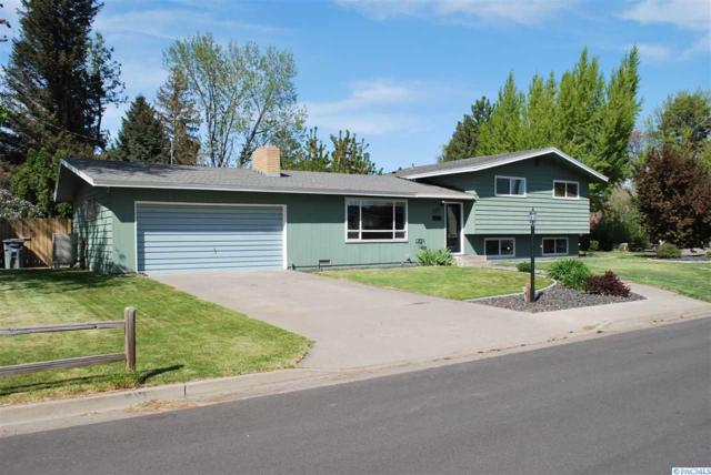 402 Franklin Street, Richland, WA 99354 (MLS #229105) :: The Lalka Group