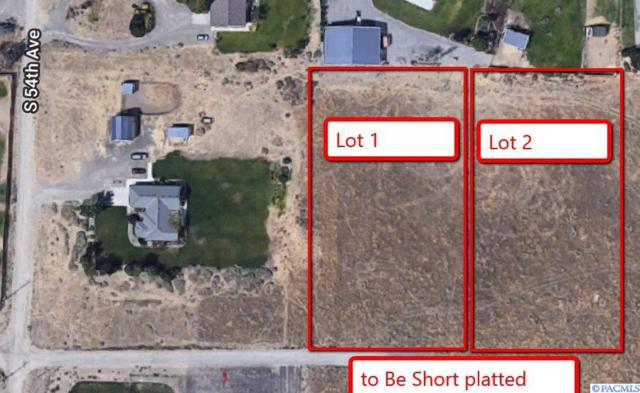Lot 1 Ironton Street, West Richland, WA 99353 (MLS #229118) :: Dallas Green Team