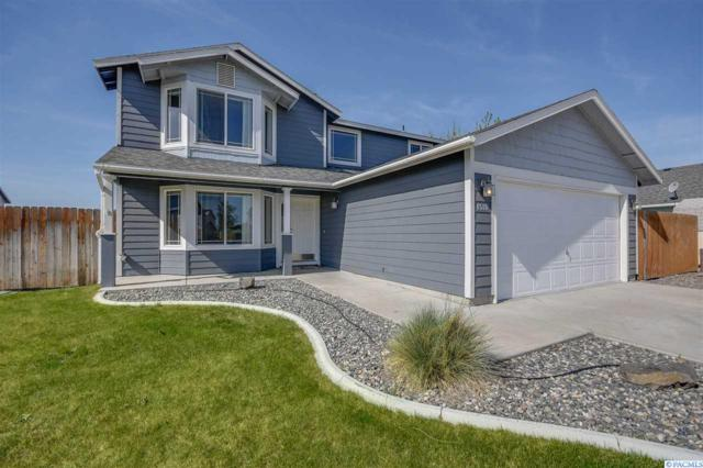 4510 Tamworth Dr, Pasco, WA 99301 (MLS #229120) :: The Lalka Group