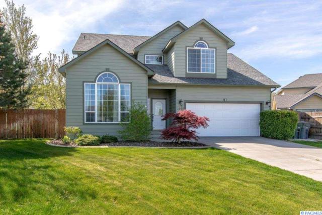 1040 Sunstone Ct., Richland, WA 99352 (MLS #229140) :: The Lalka Group