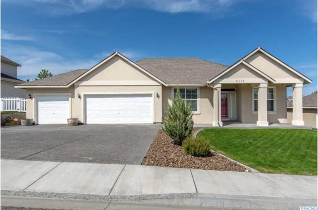 2668 Stonecreek, Richland, WA 99354 (MLS #229144) :: The Lalka Group