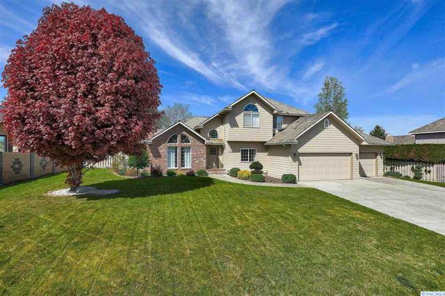 1916 S Buchanan St., Kennewick, WA 99338 (MLS #229146) :: The Lalka Group