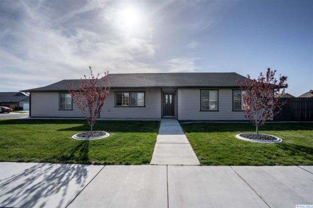 3909 Milagro Dr., Pasco, WA 99301 (MLS #229150) :: The Lalka Group