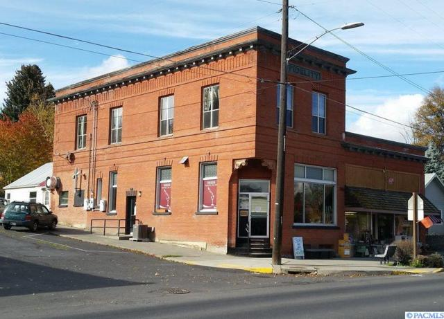 118-120 Montgomery Street, Uniontown, WA 99179 (MLS #229409) :: PowerHouse Realty, LLC