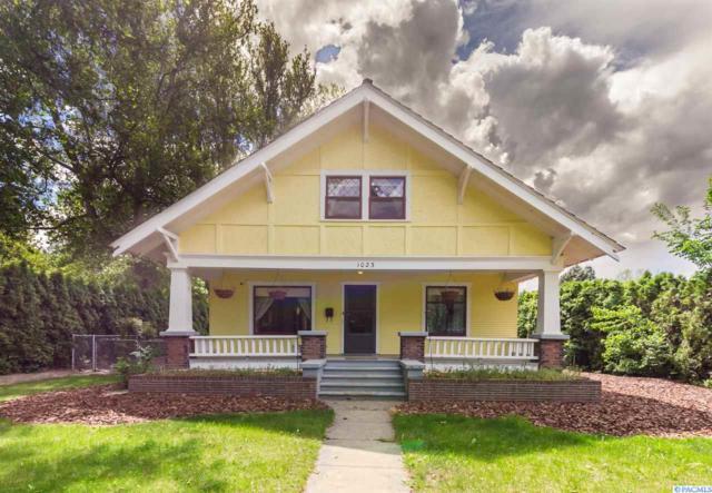 1023 5th St, Prosser, WA 99350 (MLS #229500) :: PowerHouse Realty, LLC