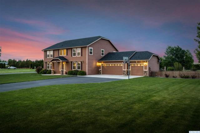 6002 W Lattin Road, West Richland, WA 99353 (MLS #229626) :: PowerHouse Realty, LLC