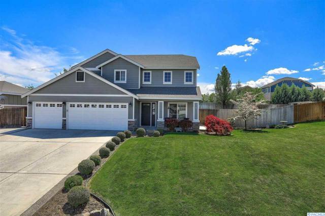 3721 Bing St, West Richland, WA 99353 (MLS #229819) :: PowerHouse Realty, LLC