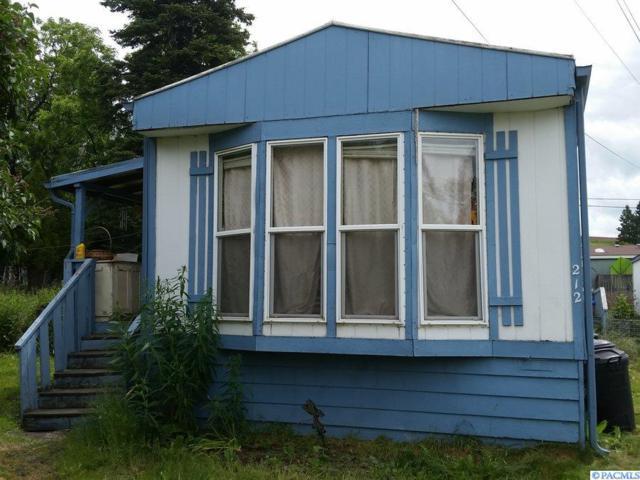 212 N Main, Albion, WA 99102 (MLS #230023) :: PowerHouse Realty, LLC