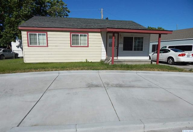 410 Wright Ave., Richland, WA 99352 (MLS #230227) :: Premier Solutions Realty