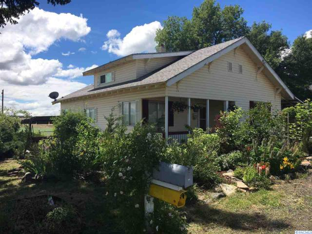 301 W Rednour St., Oakesdale, WA 99158 (MLS #230453) :: Premier Solutions Realty