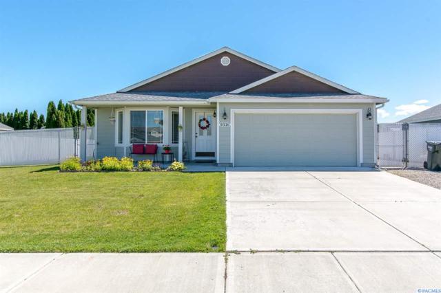 9316 Palomino Drive, Pasco, WA 99301 (MLS #230480) :: Premier Solutions Realty