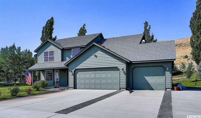 39307 E Ridgecrest Dr., Benton City, WA 99320 (MLS #230860) :: The Lalka Group