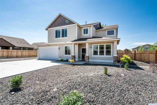 6541 Agate Ct, West Richland, WA 99353 (MLS #231104) :: The Lalka Group