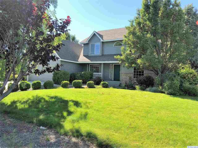 45102 E Alderbrook Ct., West Richland, WA 99353 (MLS #231161) :: The Lalka Group