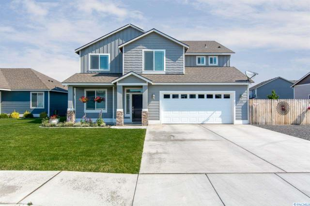 886 Pikes Peak Drive, West Richland, WA 99353 (MLS #231162) :: The Lalka Group