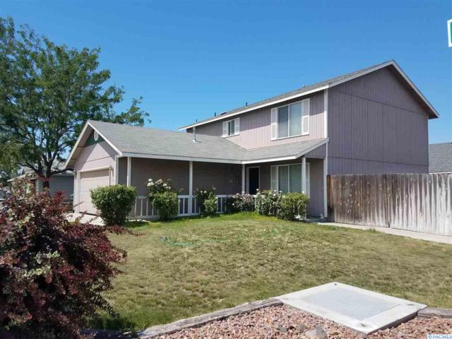 6207 Wrigley Drive, Pasco, WA 99301 (MLS #231163) :: Dallas Green Team