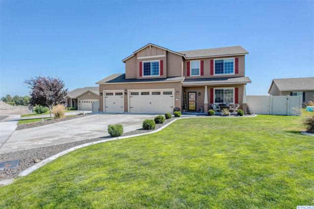 5404 Chapel Hill Blvd, Pasco, WA 99301 (MLS #231175) :: Dallas Green Team